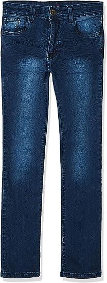 Jeans Para Nino Mezclilla Strech 4 A 18 Anos Skinny Pantalon Entubado Moda Amazon Com Mx Ropa Zapatos Y Accesorios