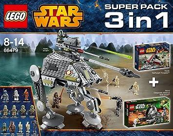 Worksheet. LEGO Star Wars  66479 Value Pack 3 in 1 75015 Corporate Alliance