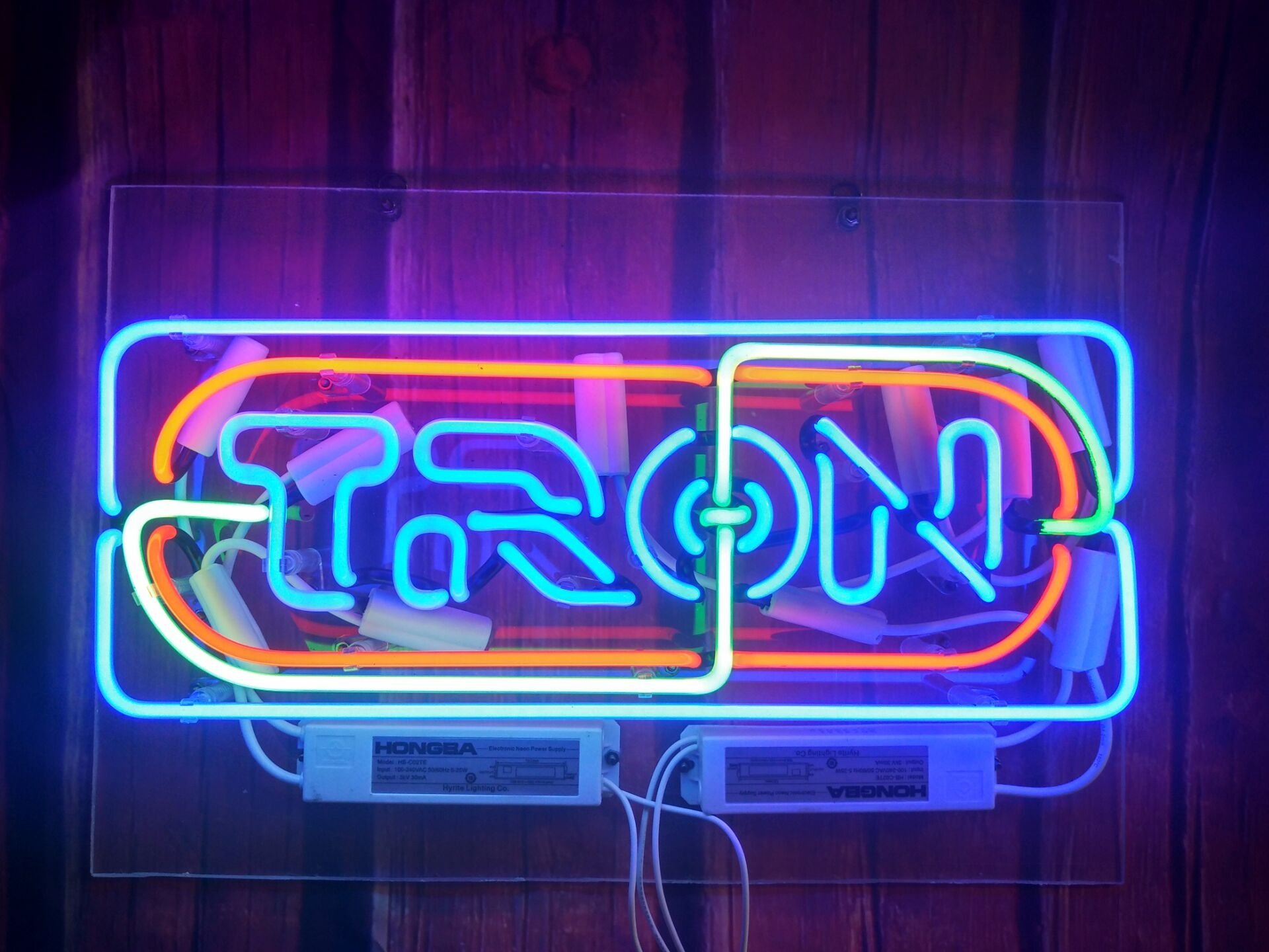 Mirsne Custom Designed 17'' by 14'' with Clear Backing Neon signs, glass tube neon open sign, custom made neon beer sign, unique neon sign art, supplied for a wide range of personal uses.