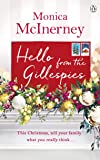 Hello from the Gillespies: Get ready for Christmas with this feel-good festive read