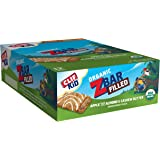 Clif Kid ZBAR Filled - Organic Energy Bar - Apple Almond Butter (1.06 Ounce Snack Bar, 12 Count) (Packaging May Vary)