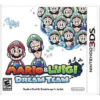 Mario and Luigi: Dream Team - Nintendo 3DS