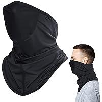 Refrescante Braga Cuello Máscara Facial, Pañuelos de Cabeza Turbante de Verano Que Cubren la Cara, protección UV…