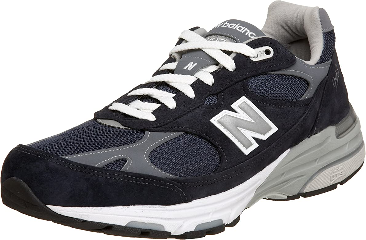 12f1b2c7dce42 Men's MR993 Running Shoe. New Balance Men's MR993NV, Navy, ...