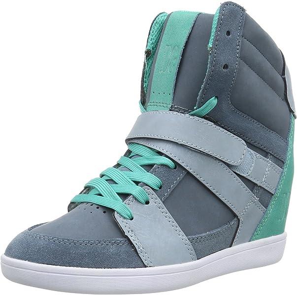 DC Women s Mirage Mid Skate Shoe b51c1ce2c5