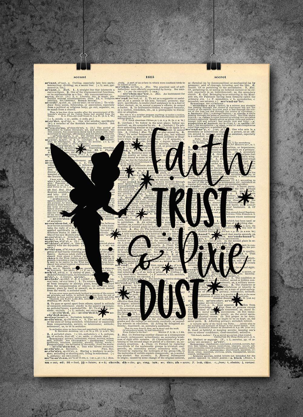 Trust /& Pixie Dust Sets Faith
