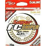 Sunline Super FC Sniper Fluorocarbon Fishing Line