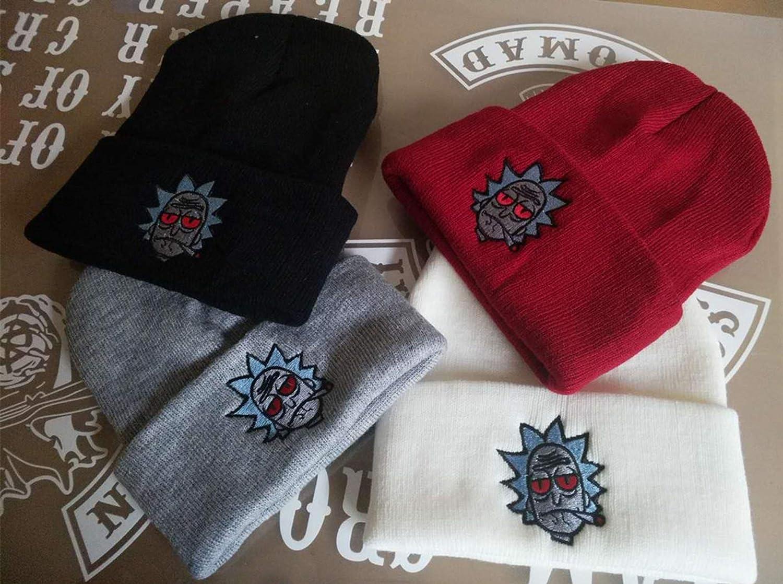 FUZE Winter Ski Unisex Adlut Cap Adjustable Adult Warm Hat Rick Hats Beanies Xmas Gifts