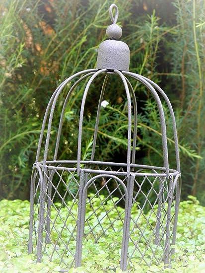 Amazon.com: Dollhouse Muebles rústicos de hierro cúpula arco ...