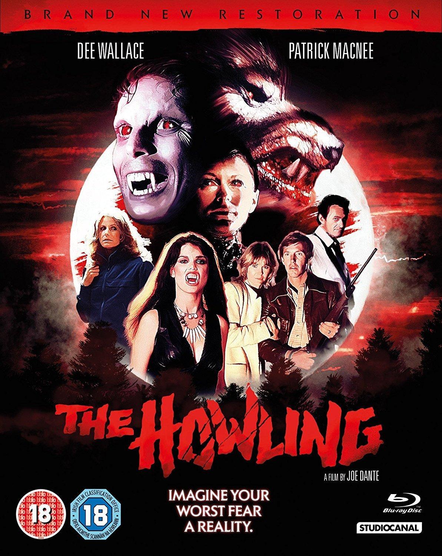 The Howling Edizione: Regno Unito Reino Unido Blu-ray: Amazon.es: Cine y Series TV