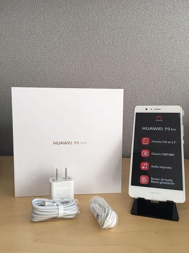 Amazon.com: Huawei P9Lite VNS-L23Dual SIM ...
