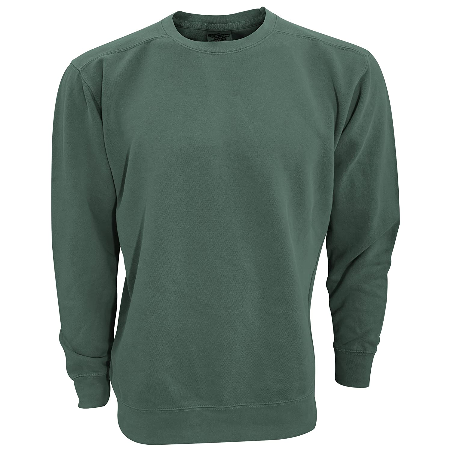 Blue Spruce S Comfort Colors Adults Unisex Crew Neck Sweatshirt