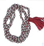 Choicepick best quality parad mala original 4 mm (108+1) beads mercury mala parad rosary