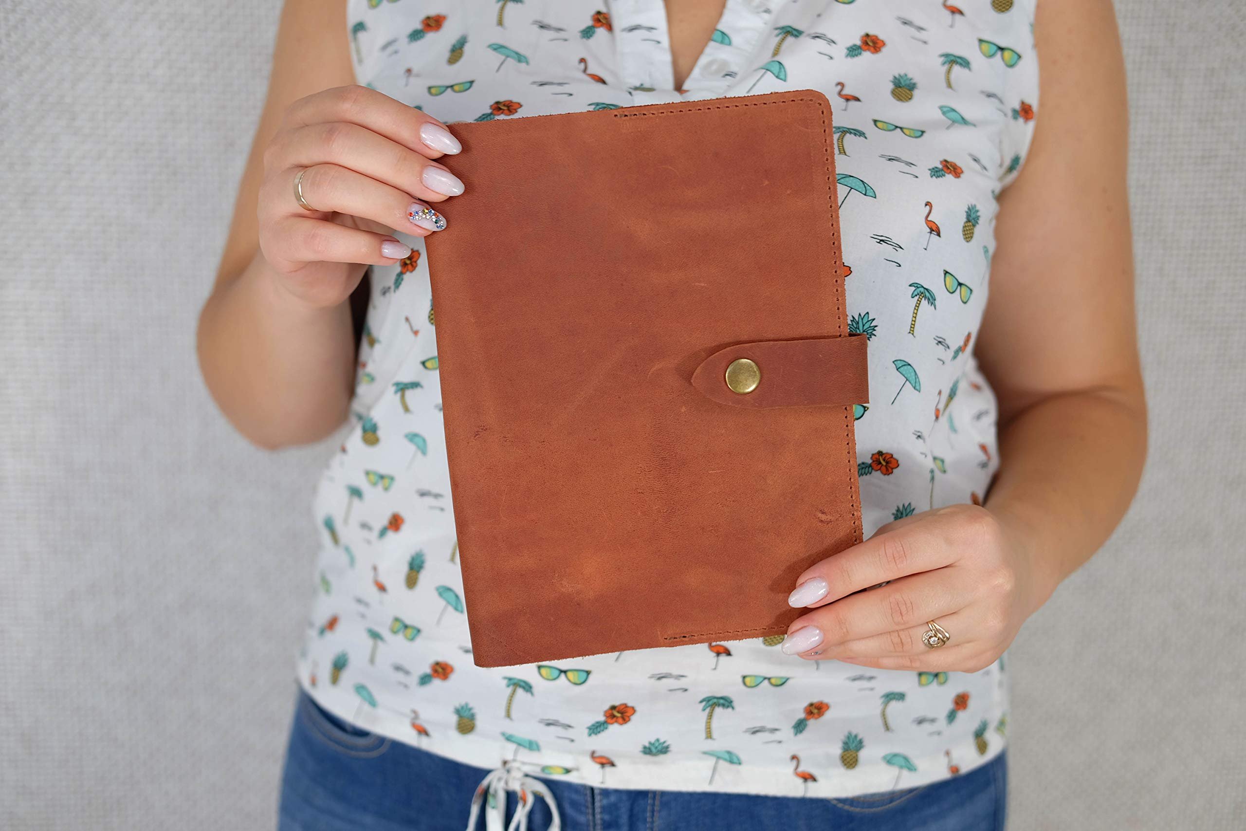 Leather notebook A5, notebook cover a 5, Journal leather cover, Book cover, Diary cover, Leather portfolio, Happy planner, Life planner