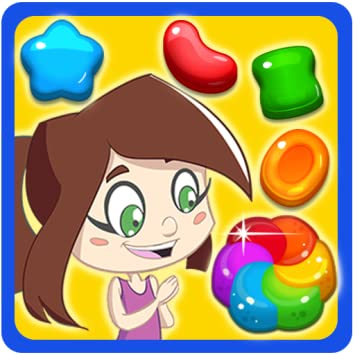 Amazon com: Candy Sweet Fruit games soda jelly blast 3 crush