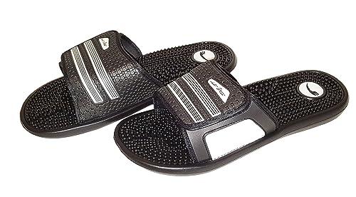 Just Speed Men s XL Sport Slides Flip Flop Sandal Athletic Shoes (Men 14 M 9aec02309
