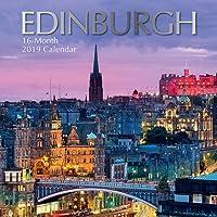 Edinburgh 2019 - 16-Monatskalender: Original The Gifted Stationery Co. Ltd [Mehrsprachig] [Kalender]