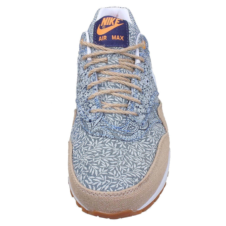 Nike Womens Air Max 1 Liberty Quickstrike Blue Recall