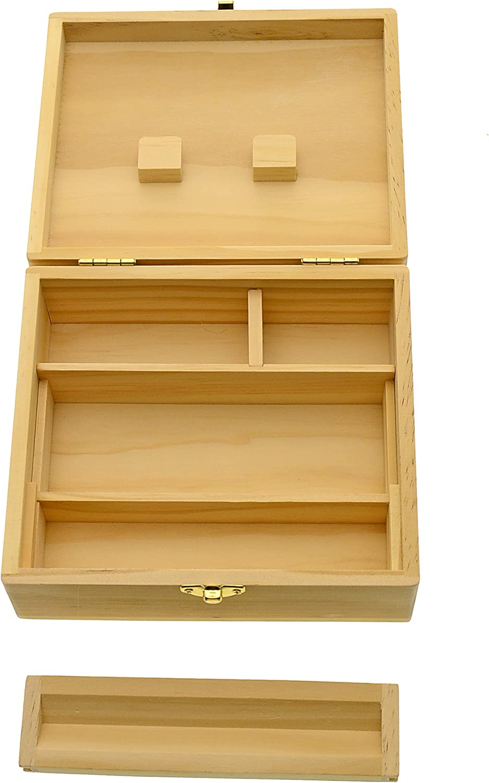 Rolling Supreme Joint Box Destornillador caja, 17 x 15 x 5,9 cm