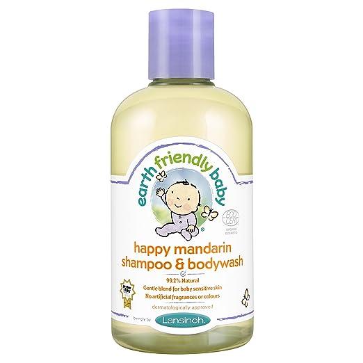 3 opinioni per Terra Baby Friendly Felice M e Arin Shampoo e bodywash Ecocert