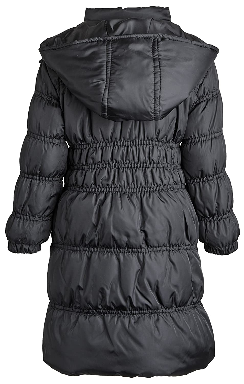 ff5429c99 Amazon.com  Sportoli Little Girls Down Alternative Hooded Winter ...