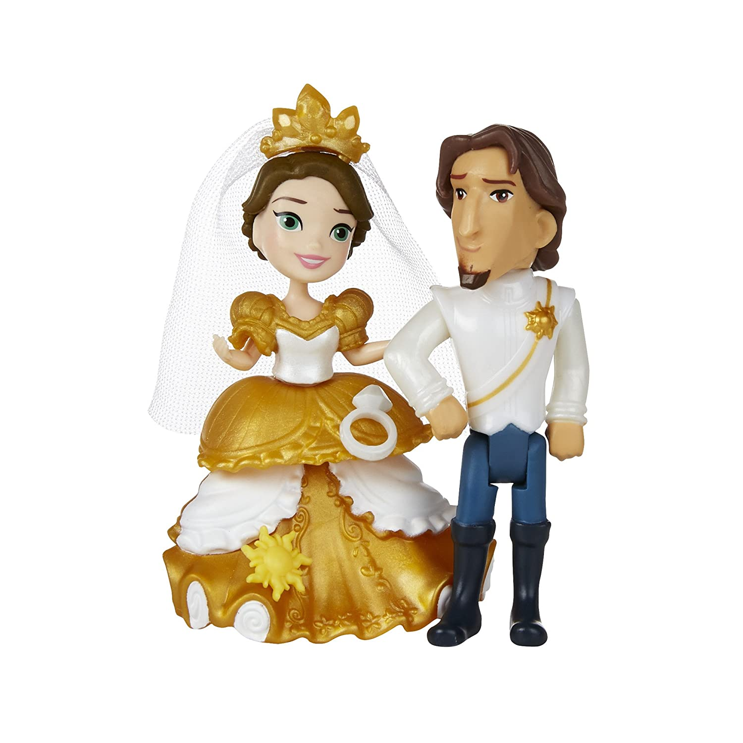 Amazon.com Disney Princess Little Kingdom Rapunzel\u0027s Royal Wedding Toys \u0026 Games  sc 1 st  Amazon.com & Amazon.com: Disney Princess Little Kingdom Rapunzel\u0027s Royal Wedding ...