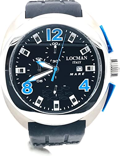 Orologio locman mare ref130 crono 013000bk0005g0k