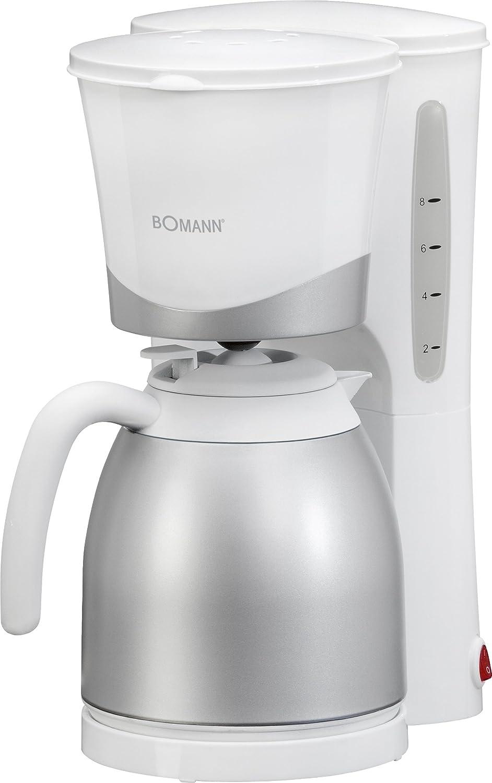 Bomann KA 168 CB Thermo weiß Filtermaschine