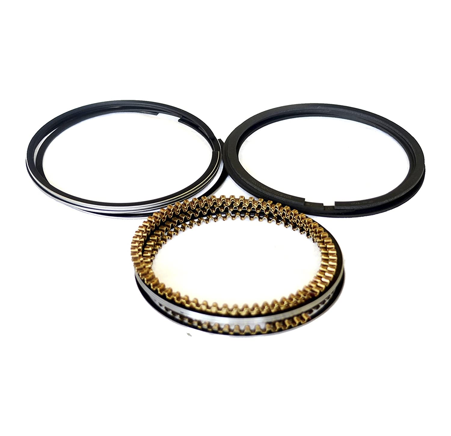 Diamond Power Piston Rings works with Ford Mercury Mazda Explorer Ranger Sport 04-10v 4.0 L - SIZE STD