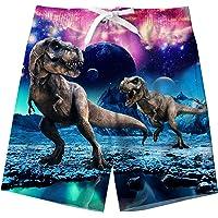 Idgreatim - Bañador - para niño Dinosaurio