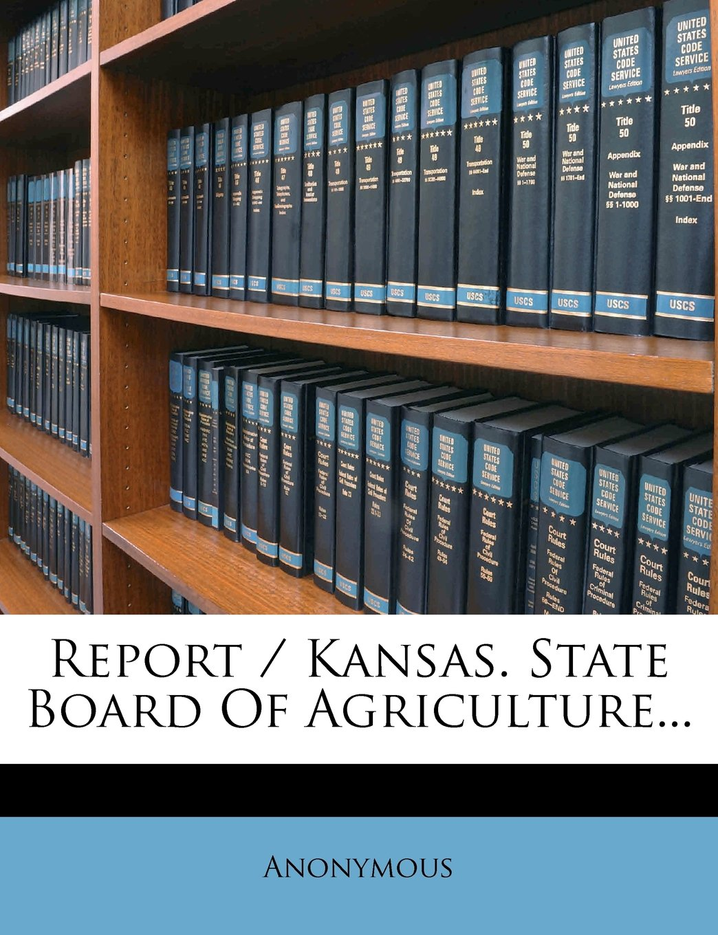 Report / Kansas. State Board Of Agriculture... pdf