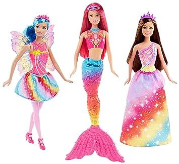 rainbow barbie dreamtopia