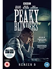 Peaky Blinders - Series 5 (includes 2 Beer Mats)