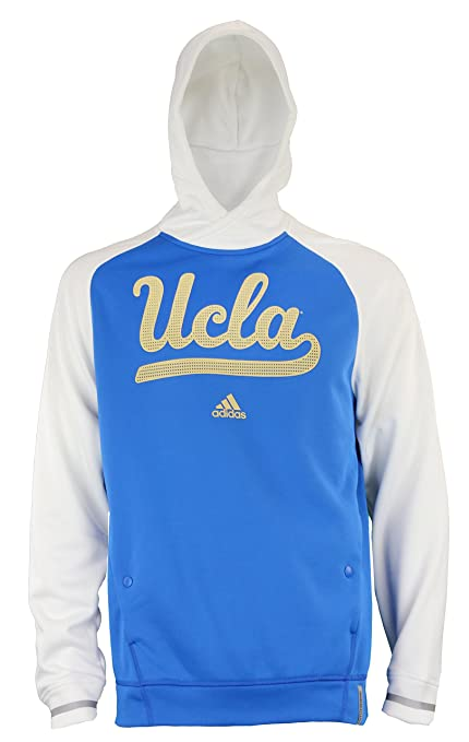 adidas UCLA Bruins Women s Player Tech Fleece Climawarm Pullover Hoodie bb27aa095