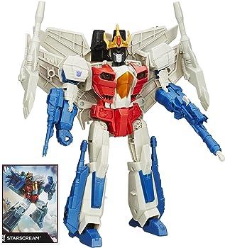 Transformers Generations Starscream Figure