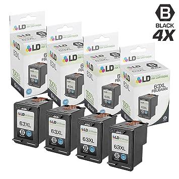 Amazon.com: LD© repuestos remanufacturados para HP 63XL ...