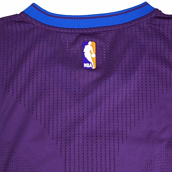 02813691e23 Amazon.com   adidas Charlotte Hornets NBA Purple NBA Authentic On-Court  Team Issued Pro Cut Jersey Jersey Men   Sports   Outdoors