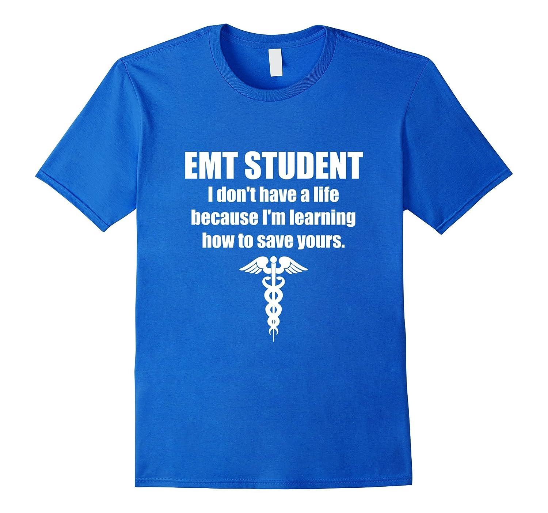 Emt Student Medical T Shirt Teleout Cool T Shirt Designs For Men