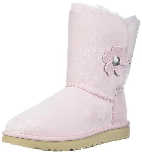 UGG Women's Bailey Button Poppy Fashion Boot