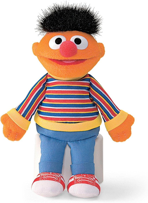 "Enesco Ages 1+ 6/"" Beanbag Abby Cadabby Sesame Street Doll For Kids"