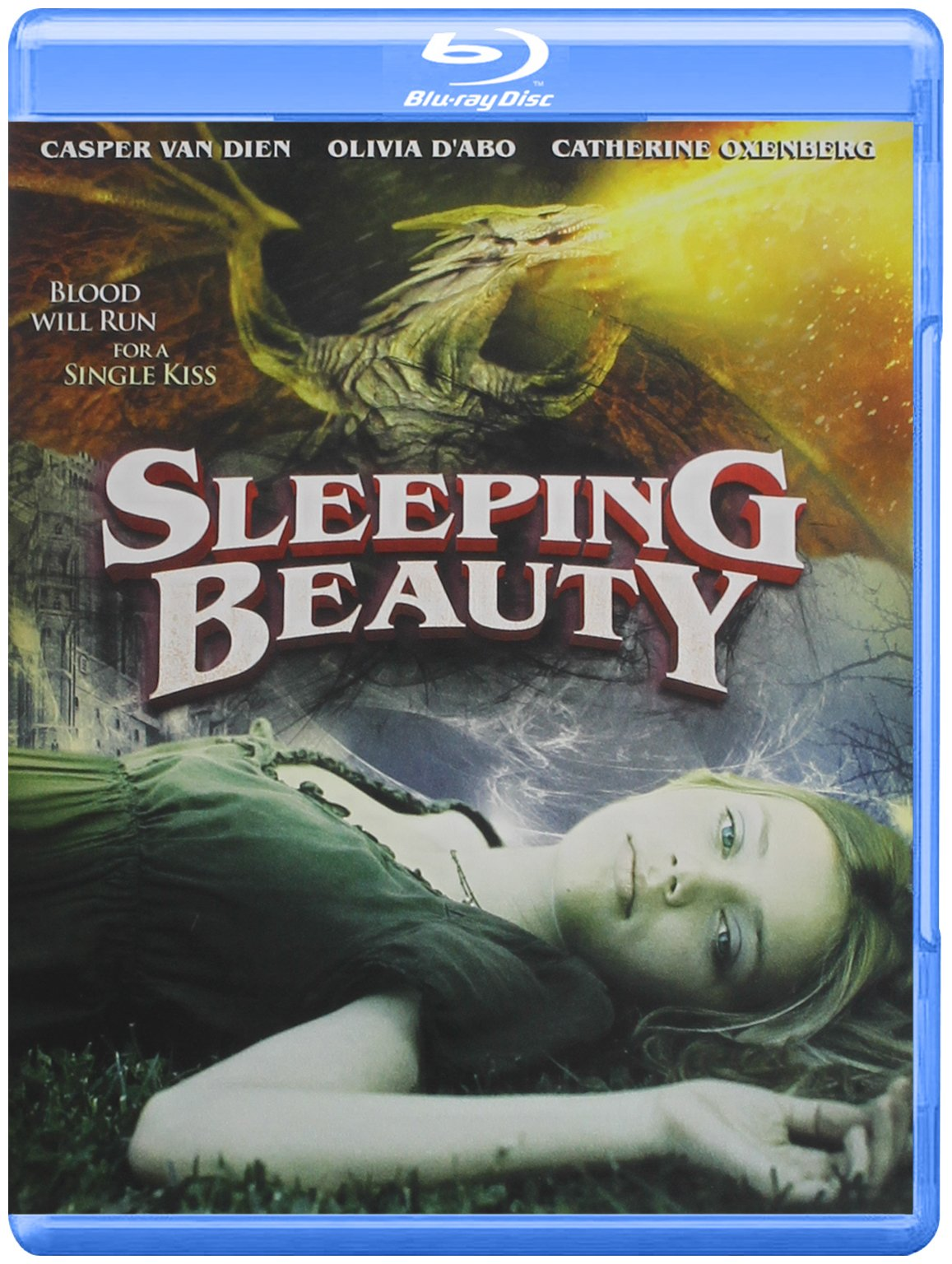 Blu-ray : Sleeping Beauty (Blu-ray)