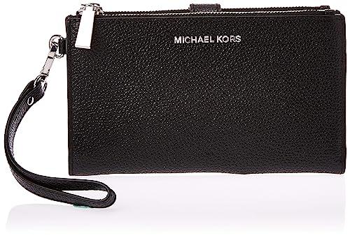 Michael Kors Women's Adele Leather Smartphone Wristlet