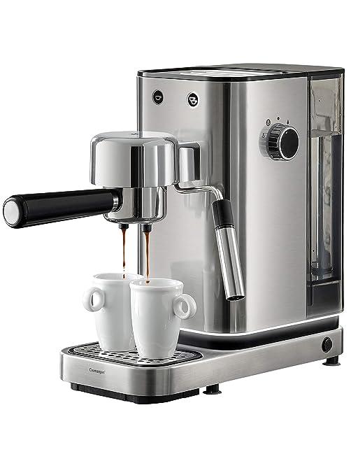 WMF Espresso Maker Lumero - Cafetera expresso manual, presión 15 ...