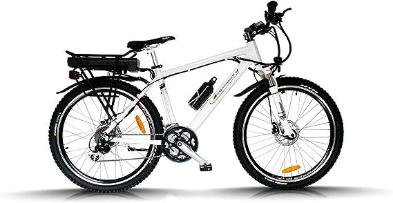 egarbike Bicicleta eléctrica Egara 36V 10ah MTB 24 SP 324wh Frenos ...