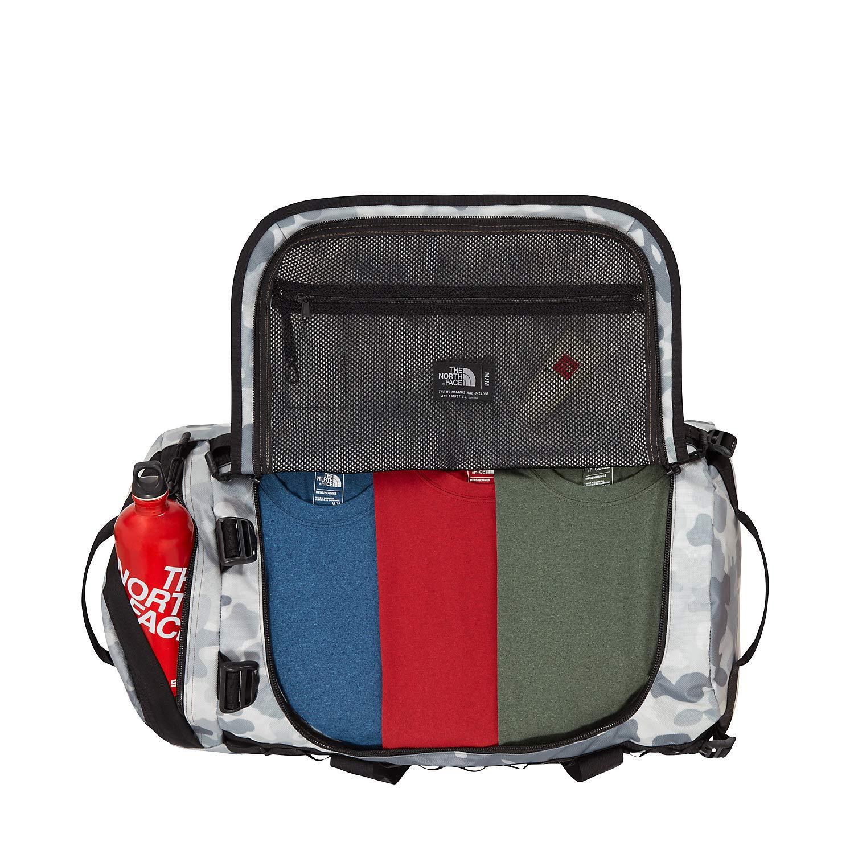 71 liters TNF Black 64 cm Multicolore North Face Base Camp Sac de Sport Grand Format