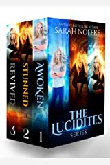 The Lucidites Series, Complete Boxed Set: A YA Science Fiction Fantasy Adventure (A Dream Traveler Series) Kindle Edition