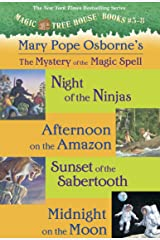 Mystery of the Magic Spells (Magic Tree House (R) Book 2) Kindle Edition