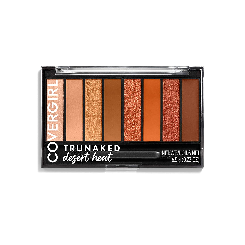 COVERGIRL TruNaked Eye Shadow Palette, Desert Heat
