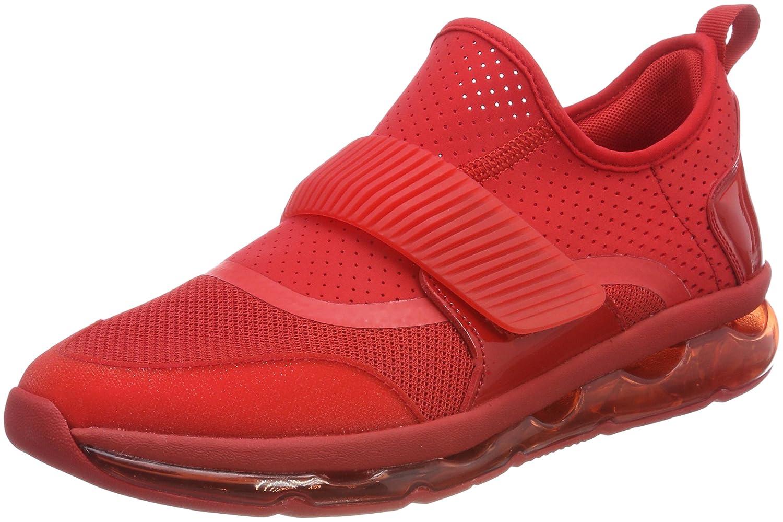 Aldo Erilisen, Zapatillas para Mujer 36 EU|Rojo (Mars Red)