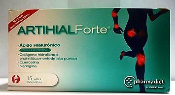 ARTIHIAL FORTE 15 Viales de 25,2 ml